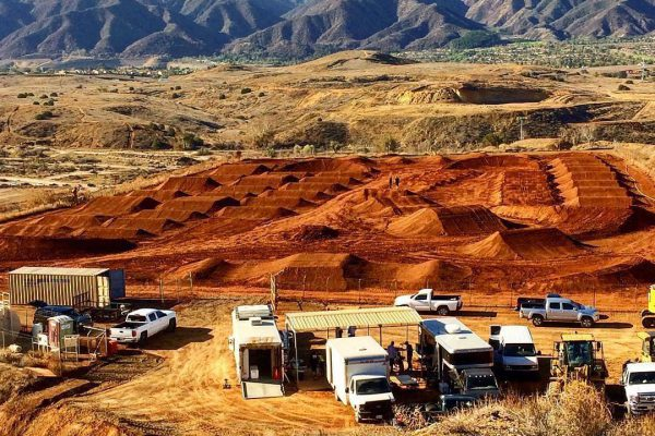 Suzuki Test Track - Southern California