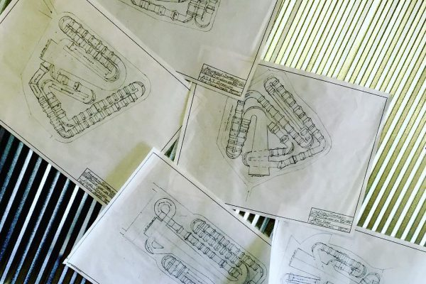 Track Design Variations