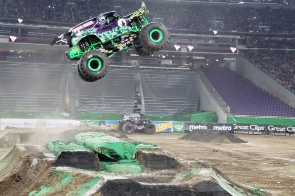 Monster Jam Stadium & Arena