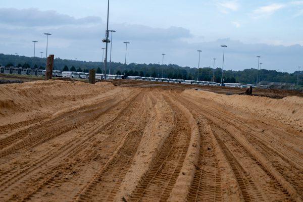 Fraightliner Demo Charlotte Motor speedway